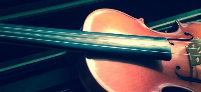 personal violin