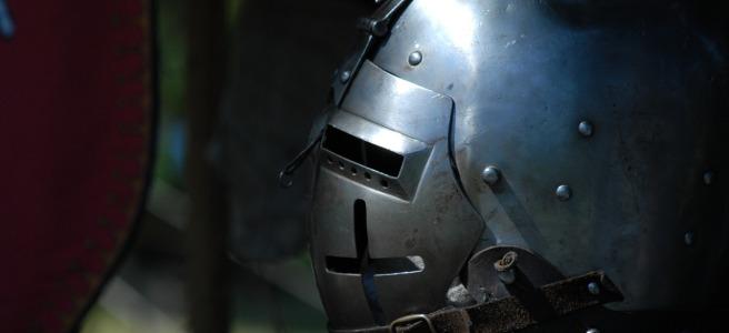 Crusader's Helmet.
